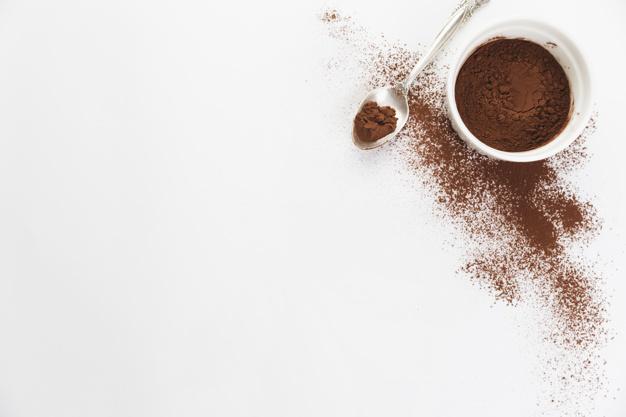 کره و پودر کاکائو